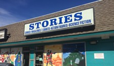 Why Stories Comics Suddenly Closed on Forest Hill and What's Next
