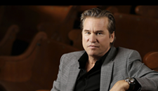 Actor Val Kilmer Appearing at Funny Bone on Feb. 22