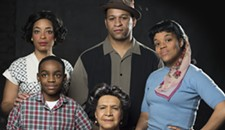 """A Raisin in the Sun"" at the November Theatre"