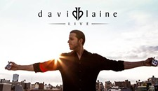 Magician David Blaine Coming to Altria Theater June 28