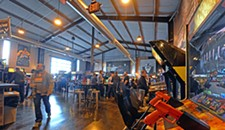 The Drinking Gamer: Richmond Brewers Match Beers With Favorite Arcade Games
