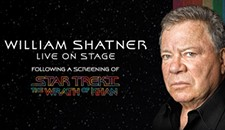 "The Shatman is Returning to Talk ""Wrath of Khan"" at Altria Theater"