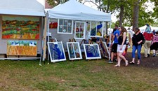 Arts in the Park in Byrd Park