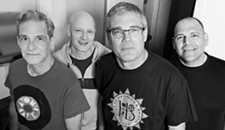 The Descendents with Radkey and Long Arms at the National