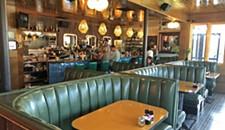 Most charming new restaurant interior