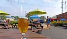 VA Craft Beer Cup, pizza on the patio, and other food news