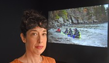 Deep Dive: Artist Hope Ginsburg becomes one with the sea