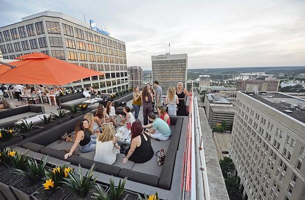 debate  rooftop bars vs  basement bars