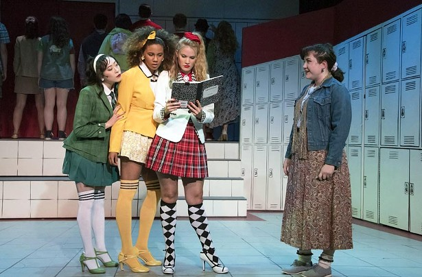"""Theater Review: The Songs Aren't Great, but """"Heathers: the ..."""