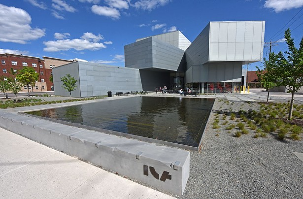 The Institute For Contemporary Art At VCU, By Steven Holl