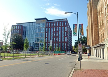 An expanded dorm complex at VCU becomes one of the largest single residences in the city