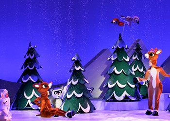 """PREVIEW: Broadway in Richmond's """"Rudolph the Red-Nosed Reindeer: the Musical"""""""