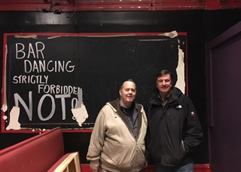 Former National Head Bill Reid Opening Music Venue in Virginia Beach - with Jewish Mother Inside