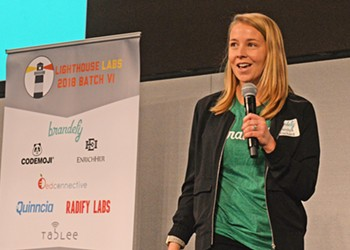 Start It Up: Tech entrepreneurs vie for success in a crowded market
