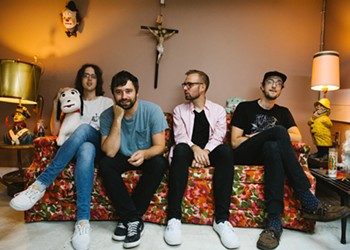 Songwriter Dylan Baldi of Cloud Nothings Talks about the Band's New Album
