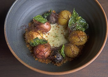 Restaurant of the Year: Longoven