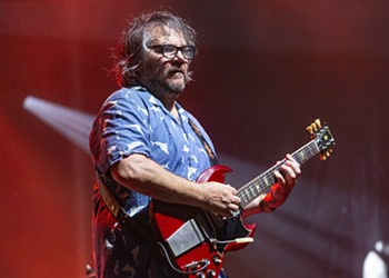 Live Review: Wilco and Sleater-Kinney at Brown's Island, Wednesday, Aug. 19
