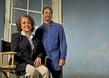 Tim and Daphne Reid Set Up Creative Space in Manchester
