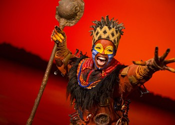 """Review: A Cub Take on """"The Lion King"""""""