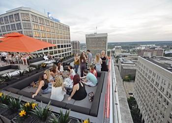 Debate: Rooftop Bars vs. Basement Bars