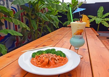 Food Review: Sabai Brings More Than Thai Classics to the Table