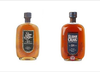 Virginia ABC Opens Lottery for Limited-Release Elijah Craig Bourbon