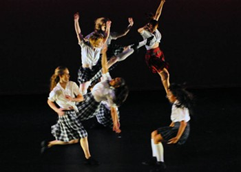 """With """"NuYoRiCan,"""" the Latin Ballet of Virginia Restages a Story of Assimilation"""