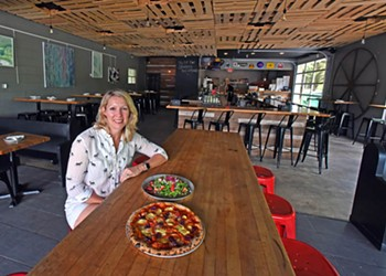 Pie Hole Pairs Craft Beer and Neapolitan-Style Pizza in Ashland