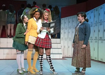 "Theater Review: The Songs Aren't Great, but ""Heathers: the Musical"" Will Still Appeal to Fans of the Film"
