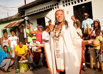2017 Folk Fest Pick: Fueled by Dreams, Venezuela's Betsayda Machado y La Parranda El Clavo Leaves Home