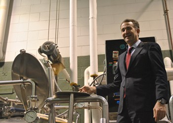 Virginia's Next Governor Shows His Support for Local Beer