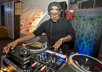 Mad Skillz Takes His Hip-Hop Knowledge to the University of Richmond