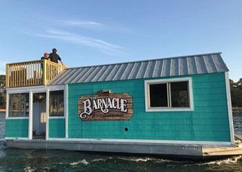 Virginia Beach will soon be home to a floating food boat