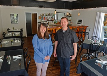 With Rich Entrees and Scratch-made Desserts, Hobnob Brings Comfort and Charm to Lakeside