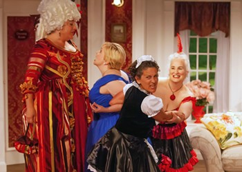 """Theater Review: Swift Creek Mill Theatre's """"Always a Bridesmaid"""""""