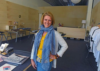 Clementine's newest business extends its philanthropic approach to secondhand fashion