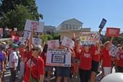 Gun Legislation Rally