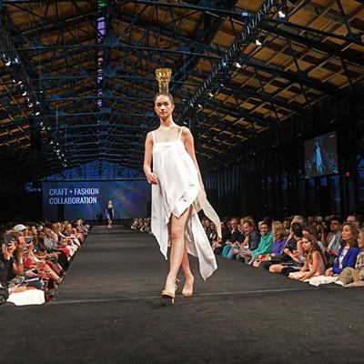 VCU Fashion Show-Shimmer
