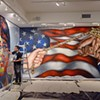 Repainting History: A new exhibit at Virginia Museum of History and Culture combines history, murals and local artists