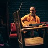 Jonathan Richman featuring Tommy Larkins on drums at the Camel