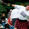 Richmond Highland Games at Richmond Raceway