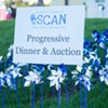 SCAN's Progressive Dinner Fundraiser and Auction Going Online