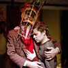 """Theater Review: Cadence Theatre Company's """"Equus"""" Packs a Lot of Power"""