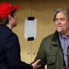 The Polarizer: Following Steve Bannon's Trail Through Virginia
