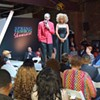 Tim Reid Gets on Board With a Fledgling Fashion Show on Decatur Street