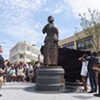 Maggie Lena Walker Statue Unveiled Before Large Crowd