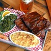 Food Review: Jackson's Beer Garden and Smoke House Lives Up to Its Name With Plenty of Brew and Barbecue