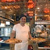 Musician Giustino Riccio and His Amazing Pizza are at Galley Go-To