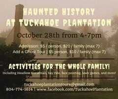 Uploaded by Tuckahoe Plantation