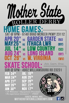 Uploaded by Mother State Roller Derby